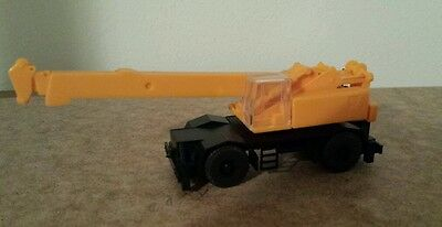 Preiser Industry Crane 1/87 All Rough Terrain HO like Grove P&H