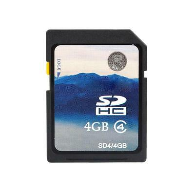 New Kudos America / Canada GPS Maps in 4G SD Card for Car GPS Navigation