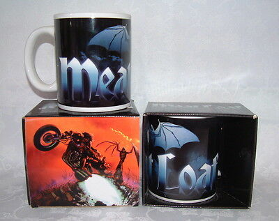 Meatloaf - Bat Out Of Hell– Coffee Mug – Offical Merchandise - New