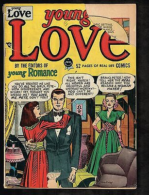 Young Love (V1 #1) ~ Simon and Kirby ~ 1948 (2.0) WH