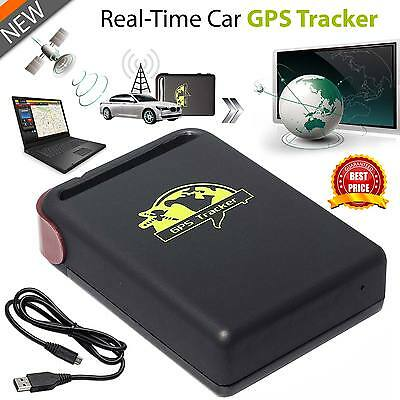 Genuine Car GPS Tracker Magnetic Vehicle Personal Tracking Device 102-NANO TK102