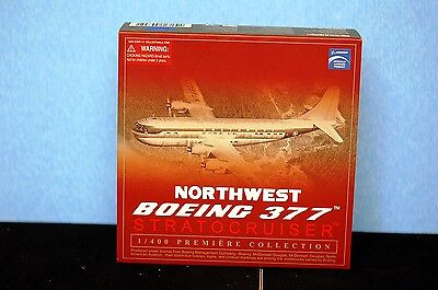 DRAGON WINGS 1:400 - REF.NO. DR 55755 BOEING b377 STRATOCRUISER NORTHWEST