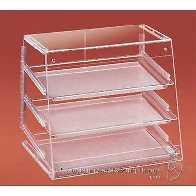 Cal-Mil - 1011-S - U-Build 3-Tier Display Case Bakery, Pastry, Donut, Muffin