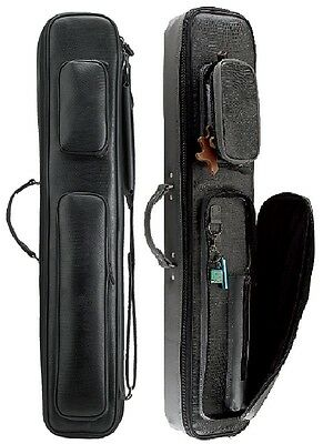 NEW Pro Series LC6A Black Lizard Embossed Leatherette Case - 4x8 - Soft Sided