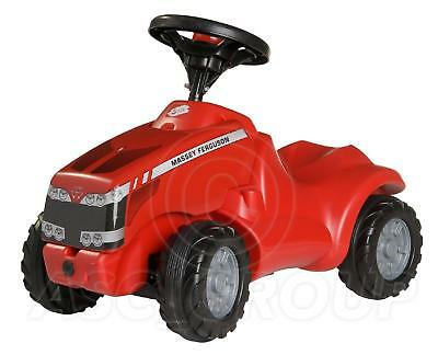 Rolly Toys Massey Ferguson 5470 Mini Trac Ride on Push Tractor Red Age 1 1/2 - 4