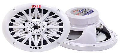 "Speaker 6x9"" 2-Way Marine 260watts Pyle Plmr692 Marine"