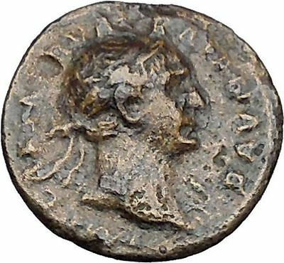 Trajan 107AD  Authentic Ancient Roman Coin Olympic-style prize table i40601