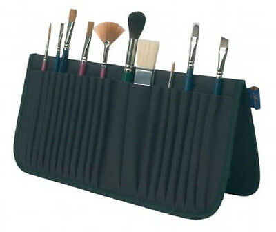 Mapac Brush Storage Easel Case - Black