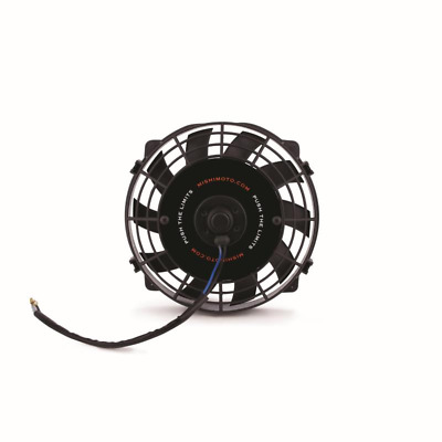 "Mishimoto 8"" Slim Line Electric 12v Fan - Black"