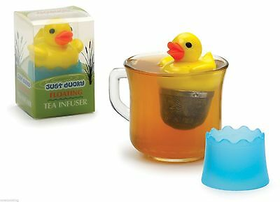 RSVP Just Ducky Floating Tea Infuser DUCKY
