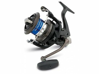 Shimano NEW Carp Fishing Ultegra CI4+ 5500 XTB Big Pit Reel - ULTCI45500XTB