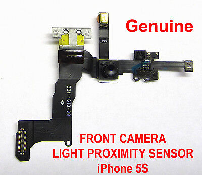 GENUINE Replacement Proximity Sensor Front Camera MIC Flex Cable For iPhone 5S