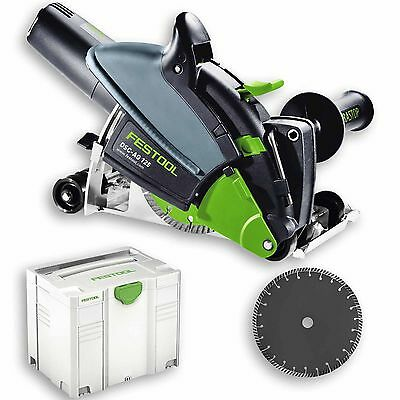 Festool DSC-AG 125 Plus Winkelschleifer Diamant Trennsystem 767996 | 150950