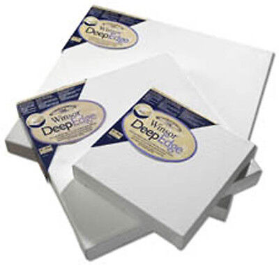 Winsor & Newton Artist DEEP EDGE Canvas - Square Sizes