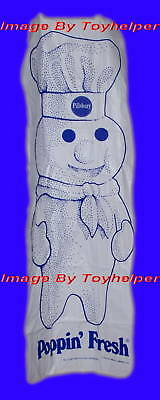 Pillsbury Poppin Fresh Doughboy 6 Foot Inflatable Stand Up NIP 1978 Sealed