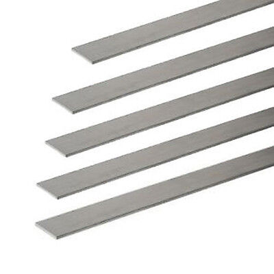 ALUMINIUM FLAT BAR Aluminium Strip Choose a Diameter & Length Aluminium Bar