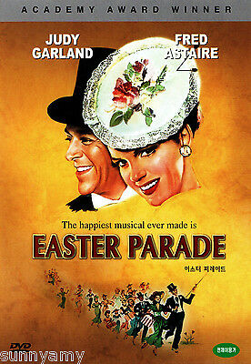 Easter Parade - Judy Garland Fred Astaire (NEW) Wonderful Classic Musical DVD
