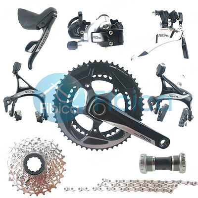 New 2015 SRAM Rival 22 11-speed Road Full Complete Groupset Group set