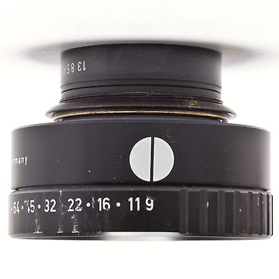 Schneider G-Claron 150mm f/9 Enlarging Lens - GREAT FOR 4x5 PRINTING OR SHOOTING