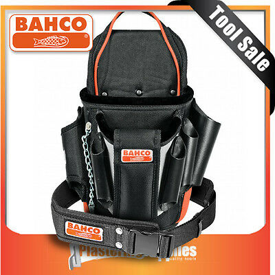 BAHCO Electricians Pouch with Quick Release Bahco Belt  4750-EP-1