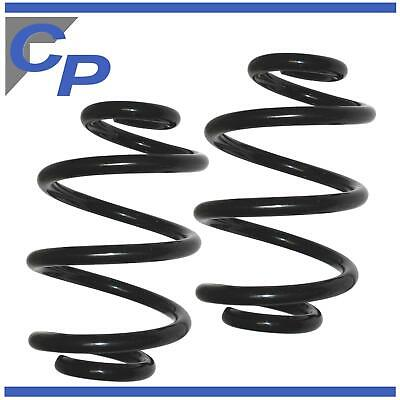 2 x Reinforced Suspension Spring Rear BMW 3 3ER Compact Coupe Touring E46 NEW