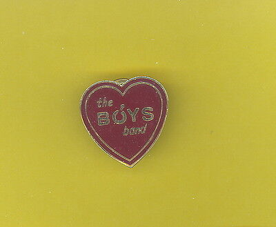 the Boys Band 1989 single clutch pin enamel pinback button badge S