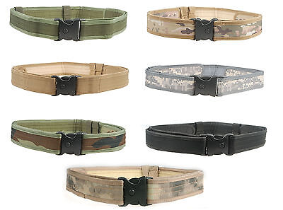 Tactical Hunting Outdoor Sports Field Belt Multi Colors