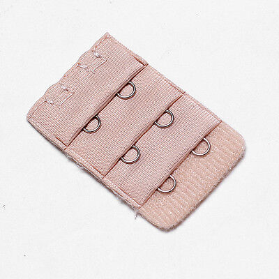 2014 3Pcs NEW Bra Extenders Strap Extension Two 2 Hooks 10-Colors UPICK Quality