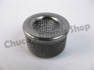 """Chucks Replacement For Graco®* 181072 181-072 Filter Inlet suction 1"""" NPT double"""