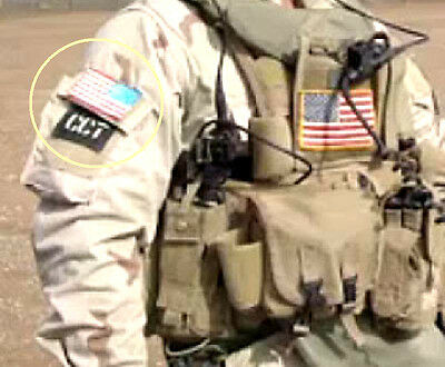 KANDAHAR© WHACKER AFSOC COMBAT CONTROL DEATH FROM ABOVE SSI: TACP CCT + US Flag