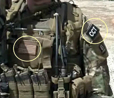 KANDAHAR© WHACKER AFSOC COMBAT CONTROL DEATH FROM ABOVE SSI: TACP CCT + DD Flag