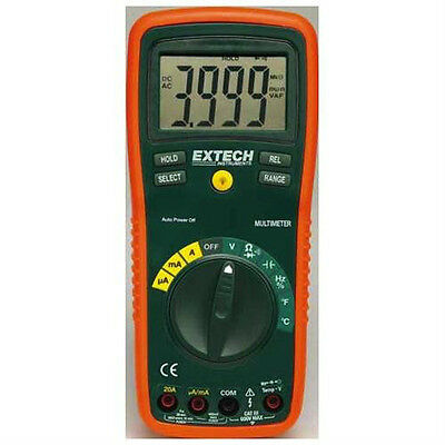 EXTECH INSTRUMENTS EX430 TRUE RMS DIGITAL MULTIMETER BRAND NEW IN PACKAGE