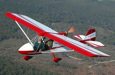 Challenger 2 Trainer Quad City Challenger-2 Airplane Handcrafted Wood Model Big
