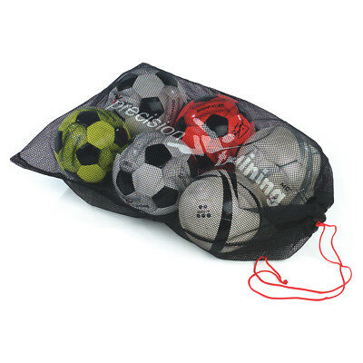 Precision Training 10 Ball Mesh Sack Holds 10 Inflated Size 5 Footballs rrp£10