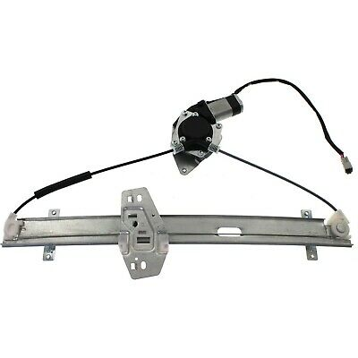 Power Window Regulator For 2003-2008 Honda Pilot Rear Left with Motor