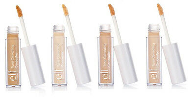 E.L.F. Essential Tone Correcting Concealer NIP ELF Conceal Perfect Blend