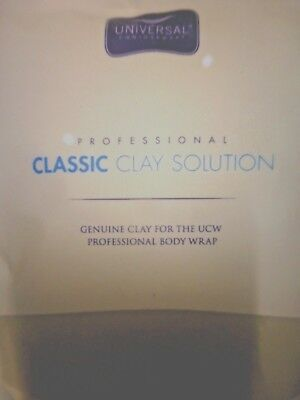 NEW FORMULA. UNIVERSAL CONTOUR WRAP PROFESSIONAL CLAY. CLASSIC SOLUTION. 500g