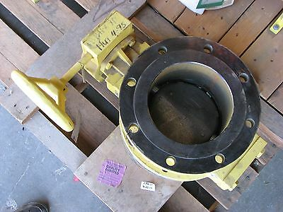 "New Allis Chalmers 8"" Flanged Butterfly Valve 150Psi Body Wcb,  Disc Cf8M"