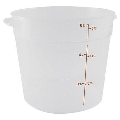 Cambro - RFS6PP190 - 6 qt Food Storage Container