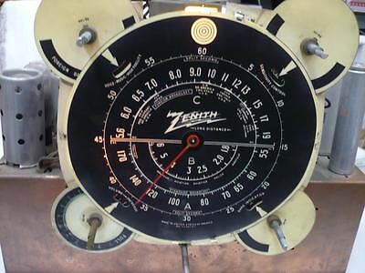 Repair Old Tube & Transoceanic Radio  Zenith   Service Only