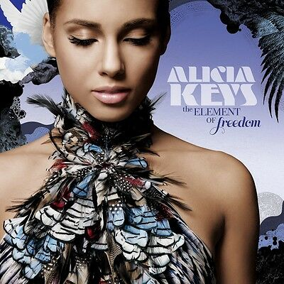 Alicia Keys - The Element of Freedom  2 x Vinyl LP