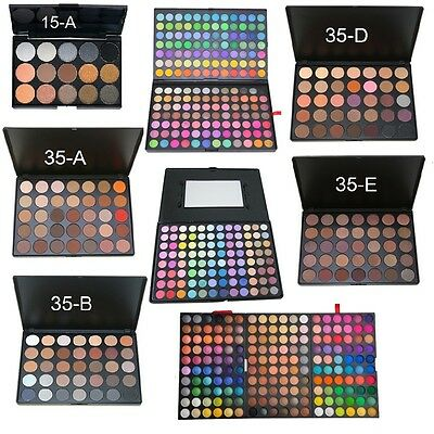 Eye Shadow Palette Shimmer Matte Eyeshadow Colours Set Make Up 88 96 120 168 180