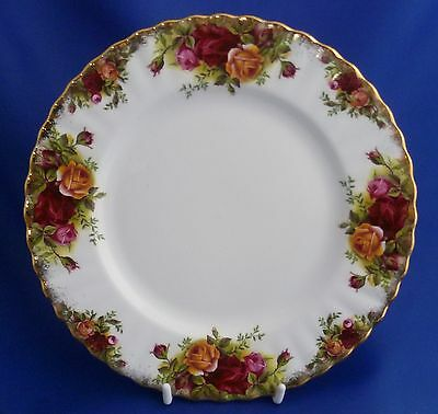 ROYAL ALBERT 'OLD COUNTRY ROSES' SALAD PLATE
