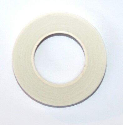 1 Reel Of White Floral Florist Tape Waterproof Buttonholes Stemwrap