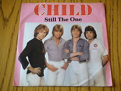 "Child - Still The One   7"" Vinyl Ps"