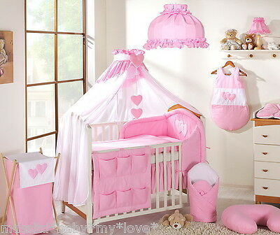 STUNNING /BABY/COT/COT BED/BIG CANOPY DRAPE/MOSQUITO NET 320cm+HOLDER/ROD/CLAMP