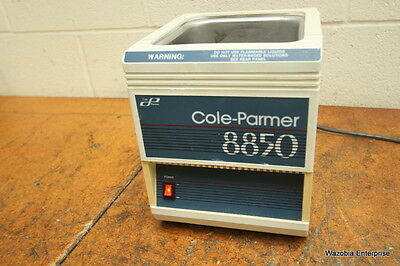 Cole-Parmer 8850 Ultrasonic Cleaner