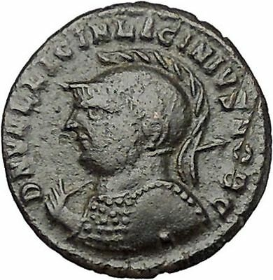 LICINIUS II Constantine the Great  Nephew Ancient Roman Coin Jupiter cult i41031