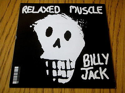 """Relaxed Muscle - Billy Jack / Sexualized     7"""" Vinyl Ps"""