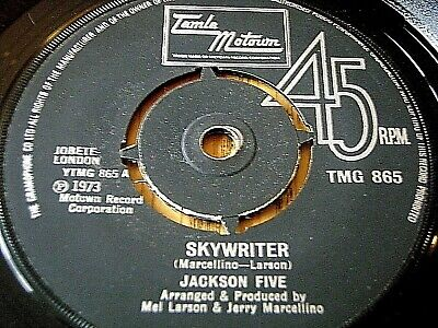 "The Jackson 5 - Skywriter     7"" Vinyl"